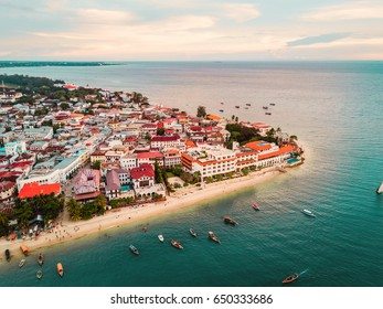 Zanzibar From Above