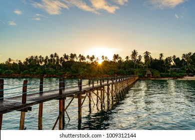 Zanzibar island in Tanzania at early morning. Zanzibar is a semi-autonomous region of Tanzania in East Africa.