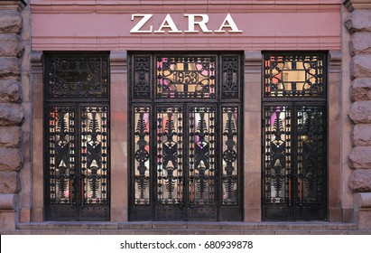 Zara Company Images, Stock Photos & Vectors | Shutterstock