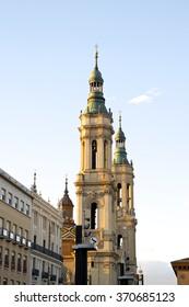 Zaragoza architecture