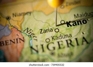 Zaria, Nigeria.