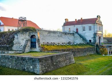 Zbarazh Castle, Ukraine