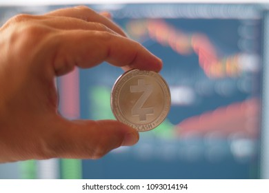 Zcash Decentralized Cryptocurrency Privacy Coin Token Electronic Money Exchange