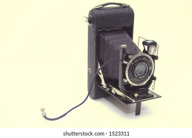 Zeiss Ikon Icarette 500/2 Medium Format Camera, circ. 1927-1936
