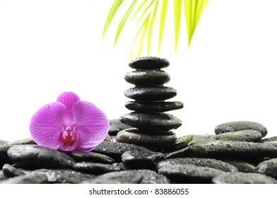 Zen and Balance concept