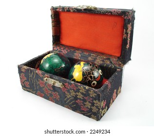 Zen Balls in There Box