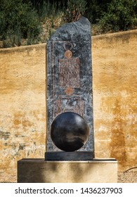 Zen temple in valencia Spain
