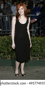 Zena Grey at the World premiere of 'The Shaggy Dog' held at the El Capitan Theatre in Hollywood, USA on March 7, 2006.