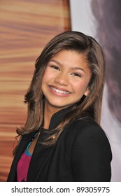 """Zendaya Coleman at the world premiere of """"Tangled"""" at the El Capitan Theatre, Hollywood. November 14, 2010  Los Angeles, CA Picture: Paul Smith / Featureflash"""