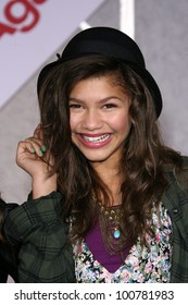 """Zendaya Coleman at the """"You Again"""" Los Angeles Premiere, El Capitan Theater, Hollywood, CA. 09-22-10"""
