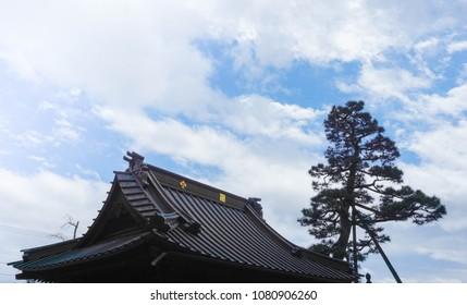 Zenkoji Temple Japan