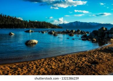 Zephyr Cove, Lake Tahoe, Nevada, USA