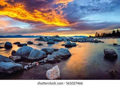 Zephyr Cove, South Lake Tahoe