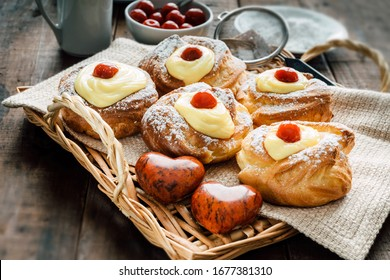 Zeppole Images Stock Photos Vectors Shutterstock