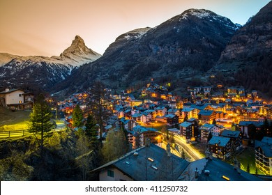 Zermatt. Switzerland.