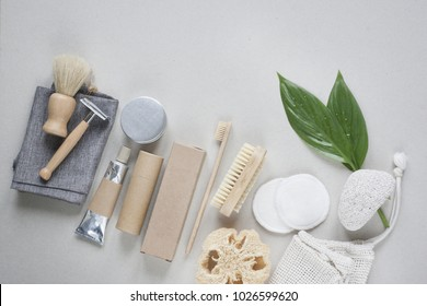 Zero waste cosmetics products