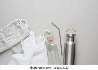 Zero Waste Starter Kit for shopping, Minimalism