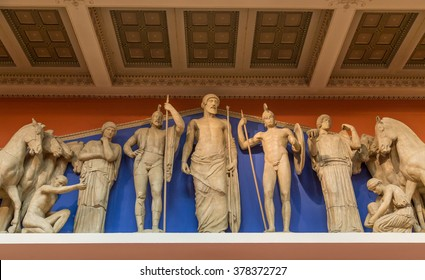 Zeus, Athena and other ancient Greek gods
