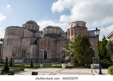 Zeyrek Mosque in Istanbul, Turkey (Pantokrator Monastery)
