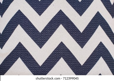 Zig Zag pattern  for wall background and texture or template design.