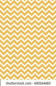 Zig zag, retro pattern