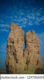 Ziggurat Birs Nimrud, the mountain of Borsippa , Iraq