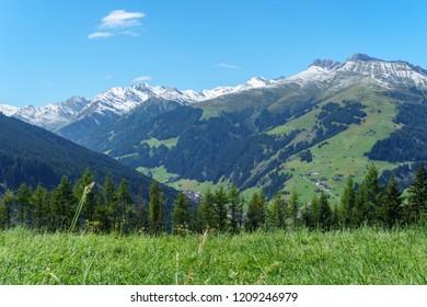 Zillertal Alps Summer