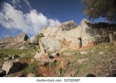 Zimbabwe fort
