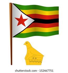 zimbabwe coat of arms pdf