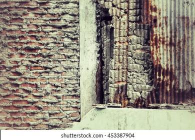Imágenes, fotos de stock y vectores sobre Rusted Galvanized