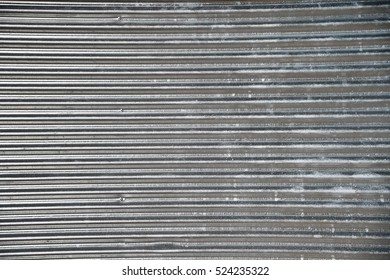 Zinc Texture Background.