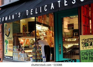 Zingerman's Delicatessen in Ann Arbor, Michigan