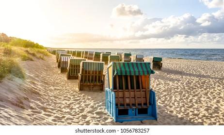 Zinnowitz, Beach, Germany