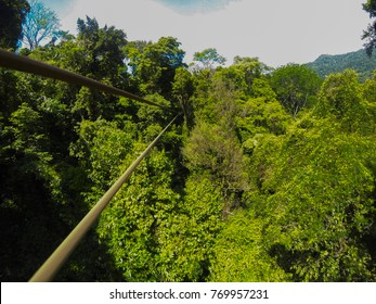 Zip-lines of Costa Ricas Canopy
