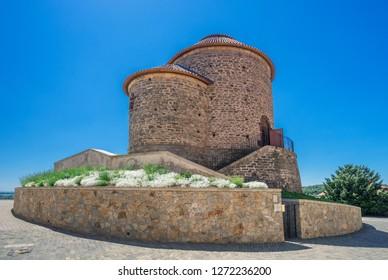 Znojmo, St. Catherine rotunda, South Moravian Region, Czech republic