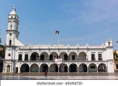 Zocalo de Veracruz