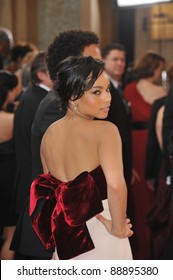 Zoe Kravitz at the 82nd Annual Academy Awards at the Kodak Theatre, Hollywood. March 7, 2010  Los Angeles, CA Picture: Paul Smith / Featureflash