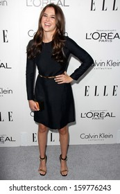 "Zoey Deutch at the Elle 20th Annual ""Women In Hollywood"" Event, Four Seasons Hotel, Beverly Hills, CA 10-21-13"