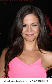 """Zoey DeutchLOS ANGELES - MAY 31:  Tammin Sursok at the """"Pretty Little Liars"""" 100th Episode Celebration, at W Hollywood on May 31, 2014 in Los Angeles, CA"""
