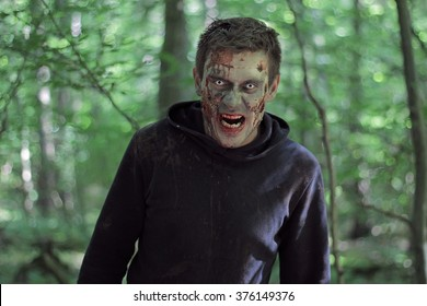 Smiling Zombies Forest Stock Photo (Edit Now) 376149370 - Shutterstock 1fe52de1a
