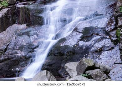 Zonguldak Eregli kayalidere waterfalls