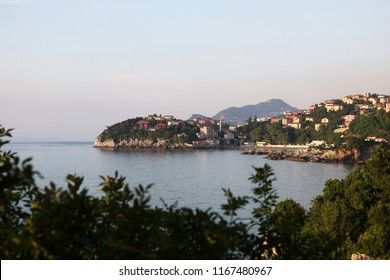 Zonguldak the Small Coastal Town View in Turkey