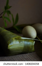 Zongzi, Asian Chinese may fifth Dragon Boat Festival to eat zongzi