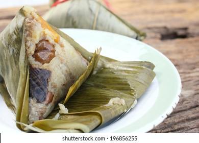 Zongzi - Chinese food