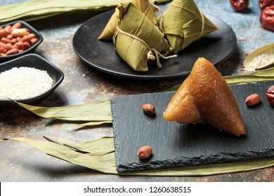 Zongzi is a traditional Chinese snack
