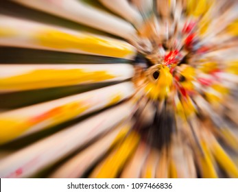 zoom colorful abstract