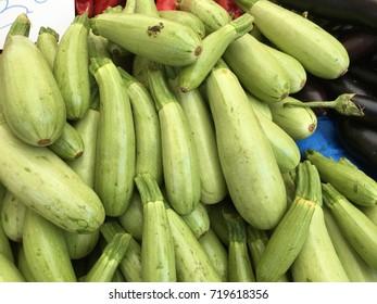 zucchini background unit isolate