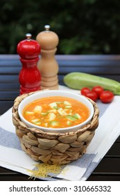 zucchini tomato soup cucumber