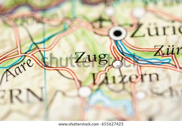 Zug. Switzerland