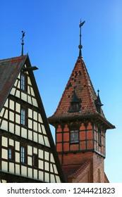 Zunfthalle am Ochsenhof Bad Windsheim is a city in Bavaria Germany